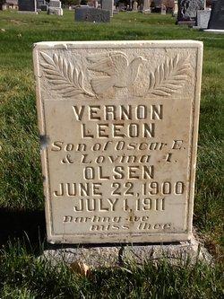 Vernon Leon Olsen