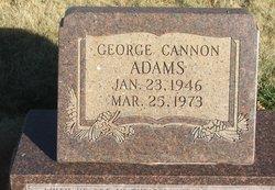 George Cannon Adams