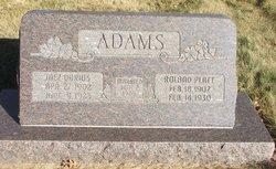 Inez <I>Dorius</I> Adams