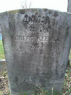 Anna <I>Rothrock</I> Keever