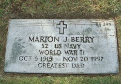 Marion J Berry