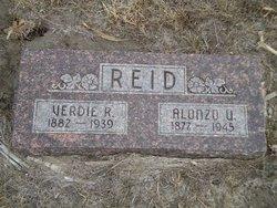 Alonzo U Reid