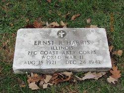 PFC Ernst Richard Harris