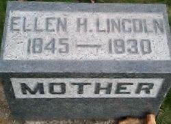 Ellen H. <I>Moss</I> Lincoln