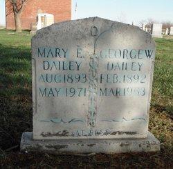 Mary Ellen <I>Gilbert</I> Dailey