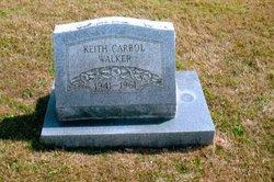 Keith Carrol Walker