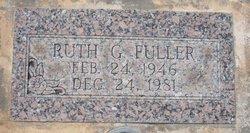 Ruth G. Fuller