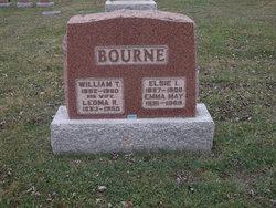 Leona Rachael <I>Dawson</I> Bourne