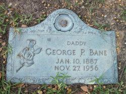 George Peyton Bane