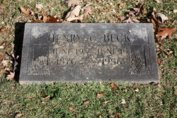 Henry Christ Beck