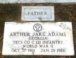 Arthur Jake Adams