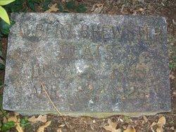 Albert Brewster Deats