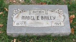 Mabel E <I>Newhouse</I> Bailey