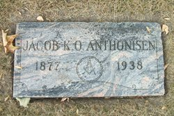 Jacob O Anthonisen