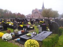 Merelbeke-Centrum Cemetery