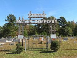 Kinard Mathis Cemetery