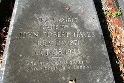 Inez Gamble Hayes