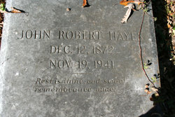 John Robert Hayes