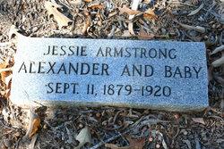 Jessie Armstrong Alexander