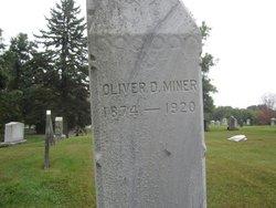 Oliver D Miner
