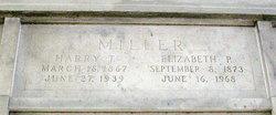 Harry T. Miller