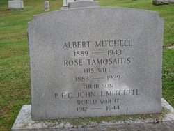 Albert Mitchell