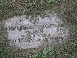 Lawrence F Moonan