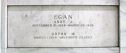 Orpha M. Egan