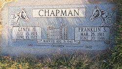 Franklin Saunders Chapman