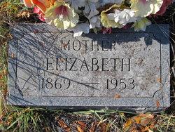 Elizabeth <I>Bodell</I> Linderman