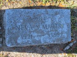 Neva Sophia <I>Cousineau</I> Martin
