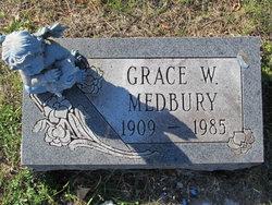 Grace W Medbury