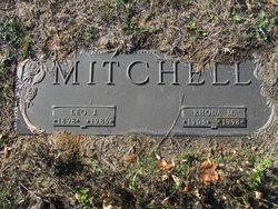 Rhoda Mae <I>Bridges</I> Mitchell