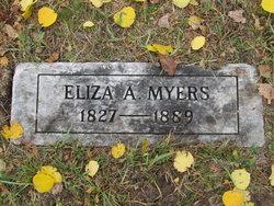 Eliza A Myers