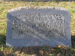 Daisy M Randall
