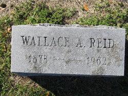 Wallace A Reid