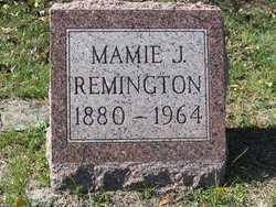 Mamie J Remington