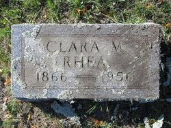 Clara M Rhea