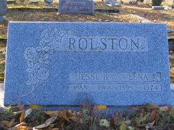 Jesse B Rolston