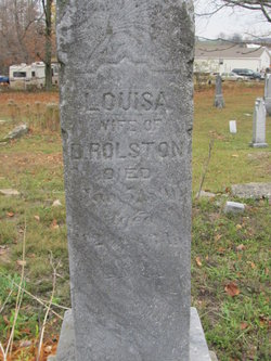 Louisa <I>Eichenberg</I> Rolston