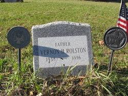 Vernon H Rolston