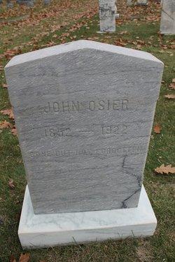 John Osier