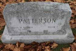 Frank E Patterson