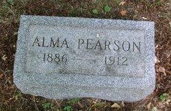 Alma Pearson