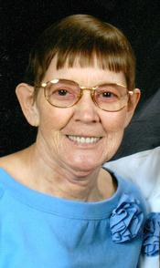 Shirley Ann <I>Bisher</I> Barger