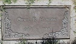 Orvil R. Hanson
