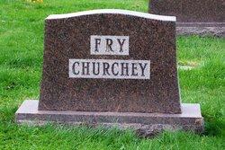 Mildred I. <I>Churchey</I> Fry