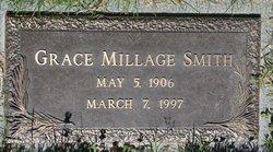 Grace Millage <I>Essary</I> Smith