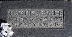 Josephine Paulina <I>Herbeck</I> Helling