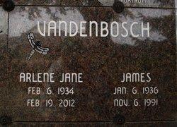 James Vandenbosch